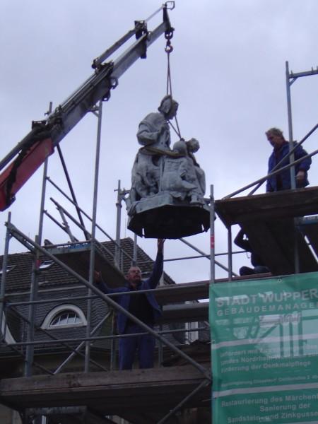 Restaurierung 2006